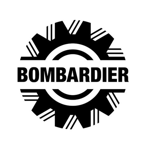 Logotipo BOMBARDIER