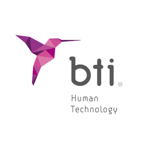 Logotipo BTI