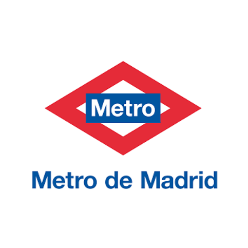 Logotipo Metro de Madrid