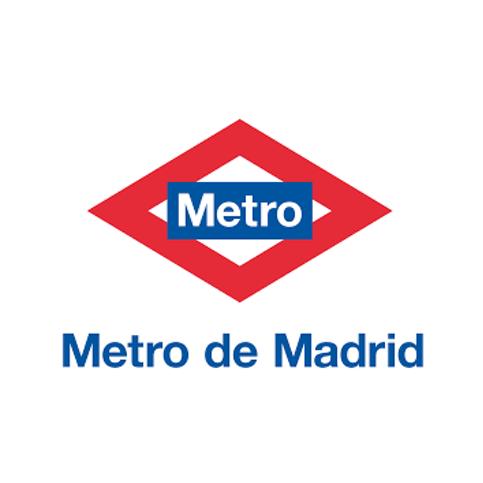Logotipo Metro de Madrid