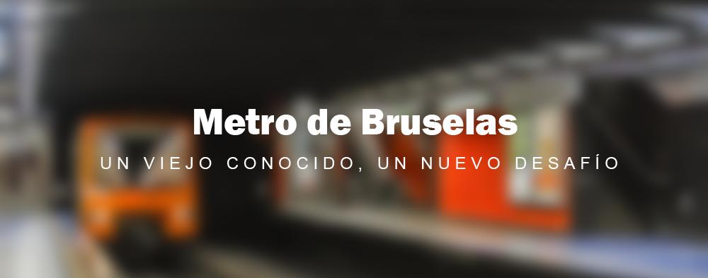 metro de bruselas