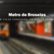 Foto del metro de bruselas